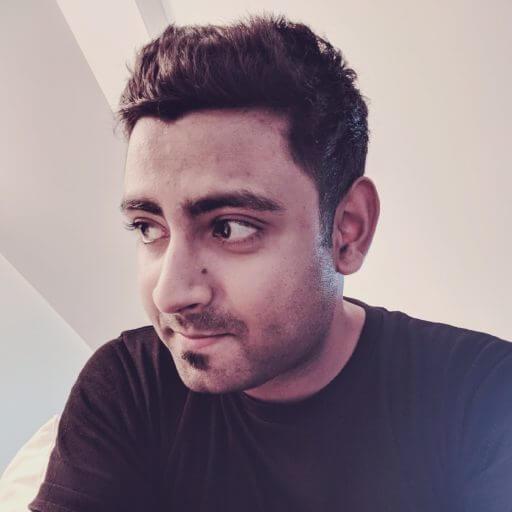 Saket Narayan – A wild developer appeared  He works at <a